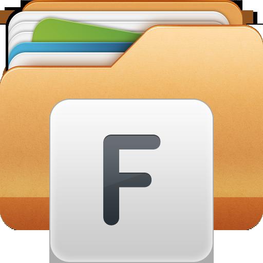 Gestionnaire de fichiers icon