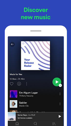 Spotify: Listen to podcasts & find music you love screenshot 7