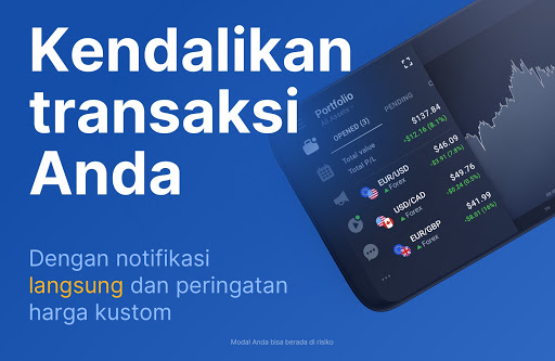Broker IQ Option: platform trading online screenshot 1