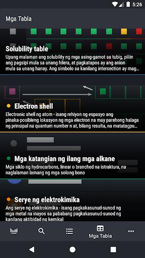 Periodic Table 2021 - Kimika screenshot 8