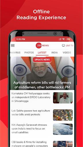Zee News - Hindi News, Latest India News Live screenshot 2