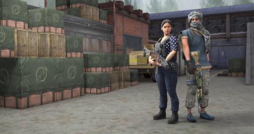 ThriveX Survival - Battlegrounds Royale screenshot 1