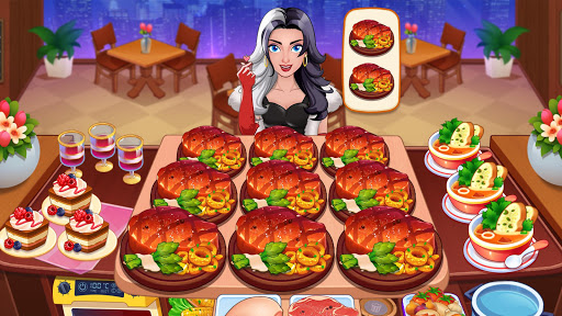 Мастер кулинарии: кулинарная игра Fever Chef скриншот 4