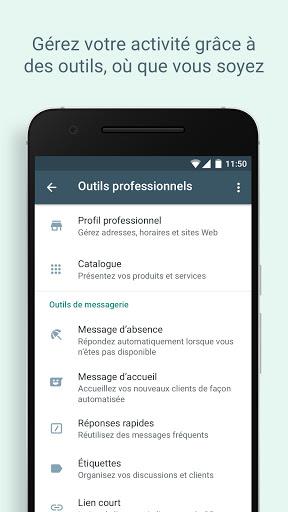 WhatsApp Business screenshot 5