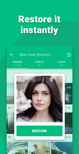 Dumpster - Recover Deleted Photos & Video Recovery screenshot 3