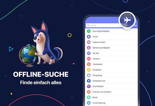 MAPS.ME – Offline-Karten, GPS-Navigation screenshot 3