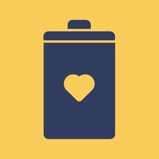 Bataria बैटरी सेवर Battery आइकन