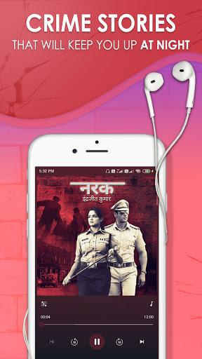 Pocket FM - Stories, Audio Books & Podcasts screenshot 4