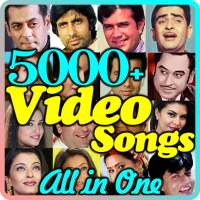 Indian Songs - Indian Video Songs - 5000  Songs on 9Apps