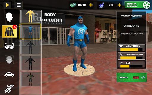 Rope Hero: Vice Town screenshot 1
