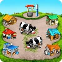 Весёлая Ферма без интернета-Семейные игры оффлайн on 9Apps