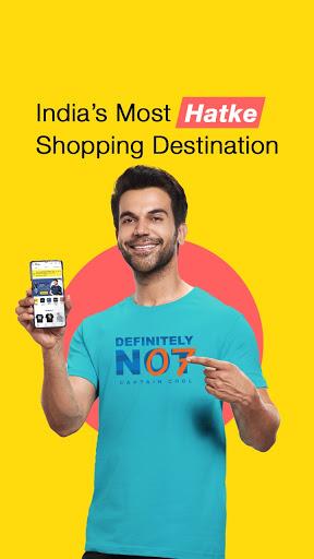 Bewakoof - Online Shopping App for Men & Women screenshot 1