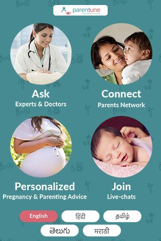 Indian Pregnancy Advice, Baby Care, Parenting Tips screenshot 1