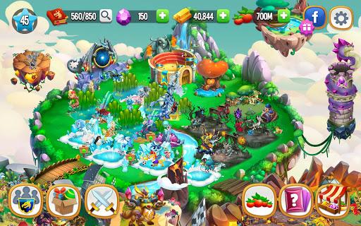 Dragon City Mobile screenshot 12