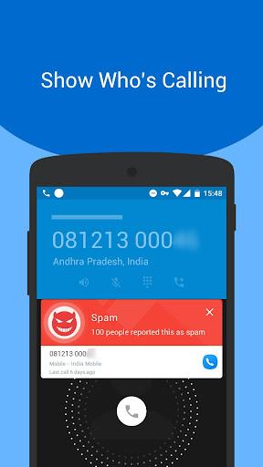 Caller ID - Who Called Me, Call Blocker screenshot 1