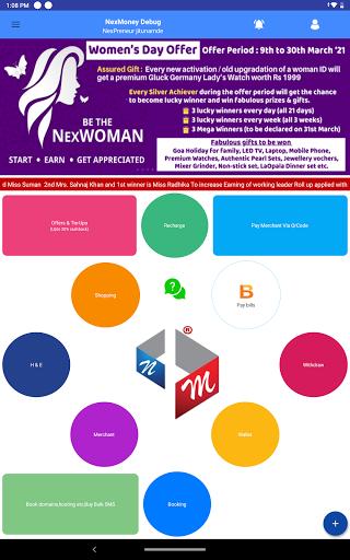 NexMoney App Wallet: Innovative Ways Of Earning... скриншот 18