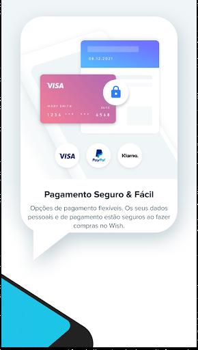 Wish - Para Comprar, Economizar e se Divertir! screenshot 5