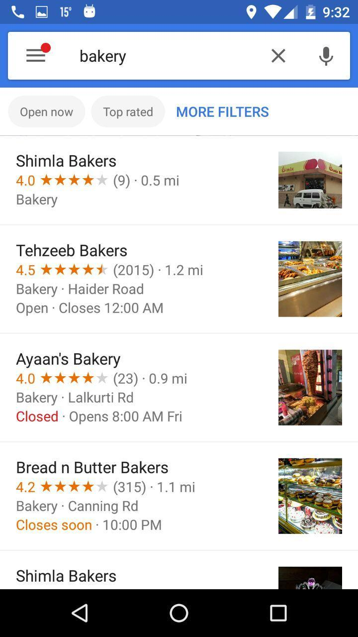 Location Tracker screenshot 3