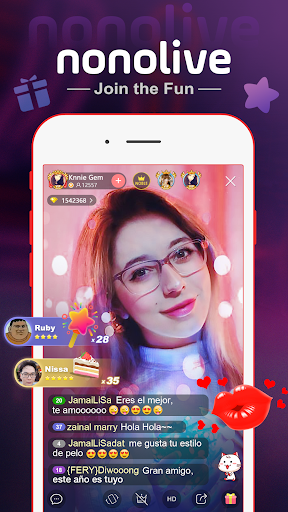 Nonolive - Live Streaming & Video Chat स्क्रीनशॉट 5