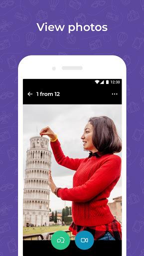 Travel dating: YourTravelMates screenshot 6