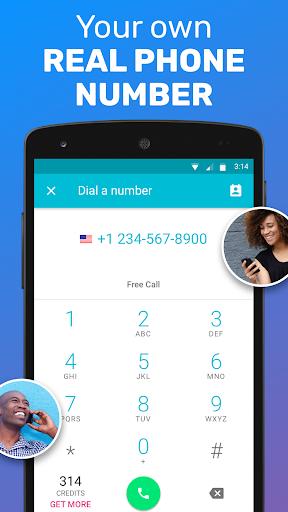 TextMe Up Free Calling & Texts 2 تصوير الشاشة