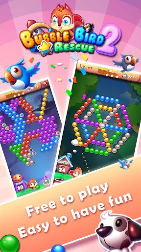 Bubble Bird Rescue 2 - Shoot! screenshot 11
