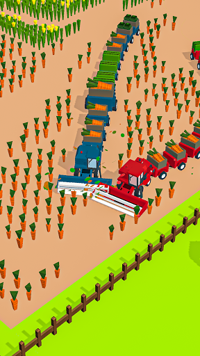 Harvest.io – 3D Farming Arcade screenshot 4