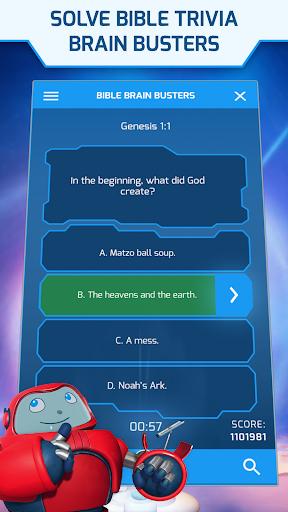 Superbook Kids Bible, Videos & Games (Free App) screenshot 4