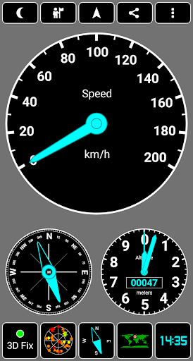 GPS Test screenshot 6