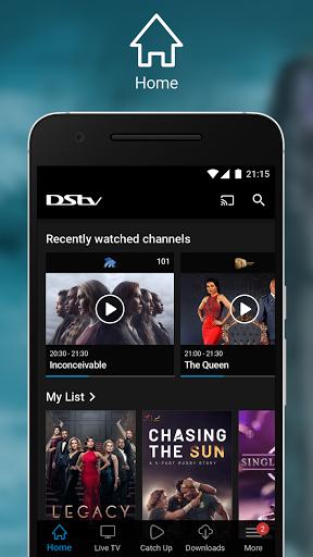 DStv screenshot 1