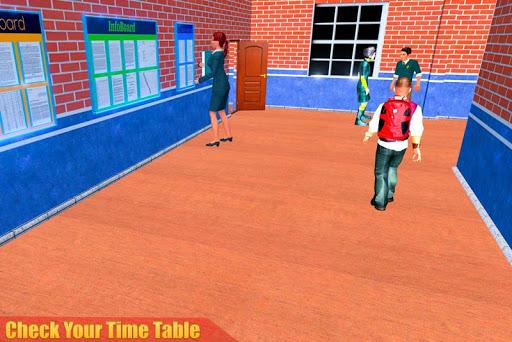 Virtual High School Teacher 3D screenshot 2