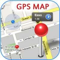 Mapa libre del GPS on 9Apps