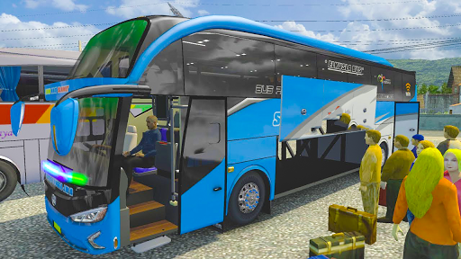 publiczny autobus transport symulator trener gra screenshot 8