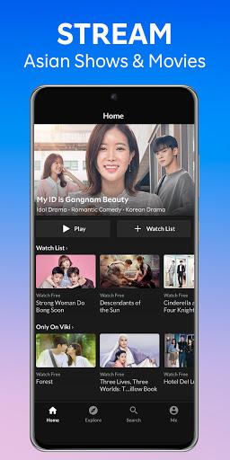 Viki: Stream Asian Drama, Movies and TV Shows screenshot 1