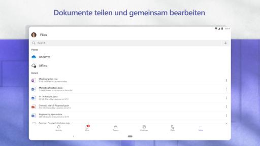 Microsoft Teams screenshot 22