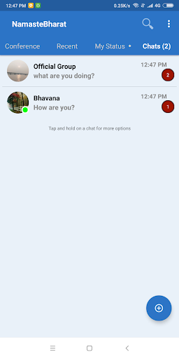Namaste Bharat 1 تصوير الشاشة