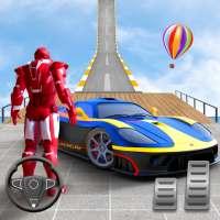 Mega Ramp Car - New Car Games 2021 on 9Apps