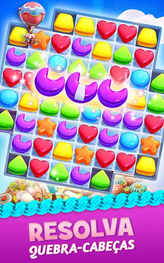 Cookie Jam Blast™: combinar 3 e quebra-cabeça screenshot 1
