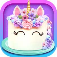 Girl Games: Unicorn Cooking Games for Girls Kids on 9Apps