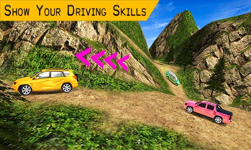 Off road Land Cruiser Jeep screenshot 3