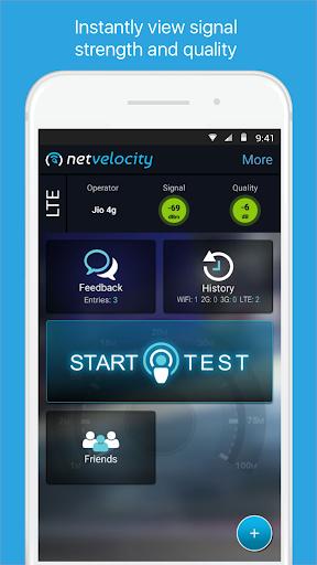 NetVelocity screenshot 1