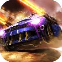 Fire Death Race:Crash Burn on APKTom
