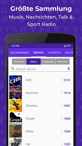 Radio FM: Live-Radio-App screenshot 3