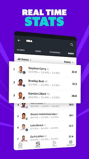 Yahoo Sports: Get live sports news & scores screenshot 4