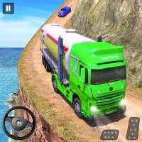 Oil Truck Simulator Game on 9Apps