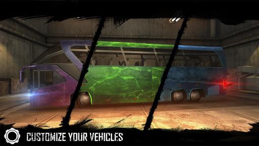 Bus Simulator Cockpit Go : Megabus screenshot 2