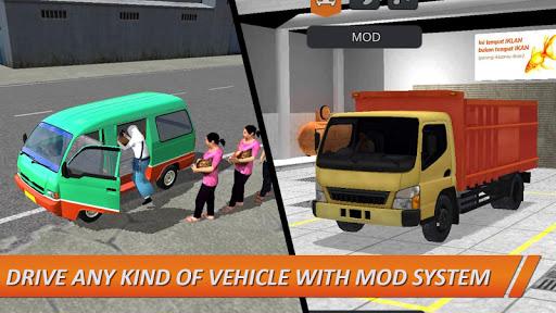 Bus Simulator Indonesia स्क्रीनशॉट 6