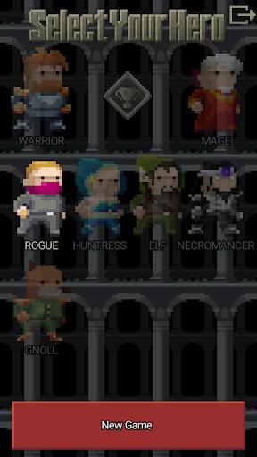 Remixed Dungeon: Pixel Art Roguelike screenshot 1