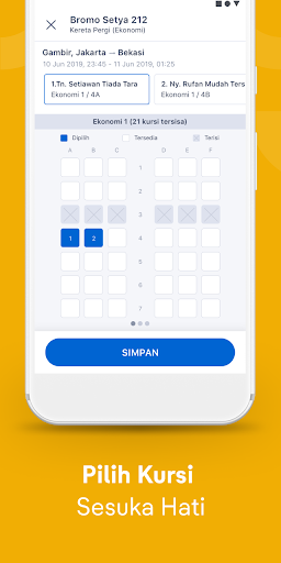 tiket.com - Hotel, Pesawat, To Do screenshot 4