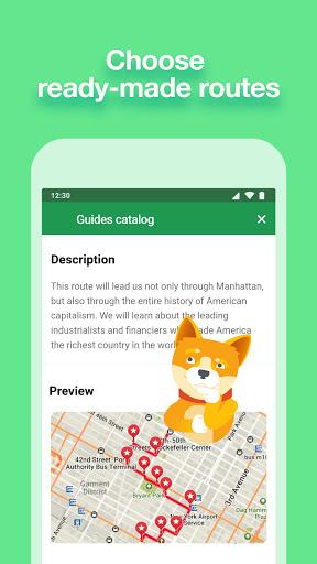 MAPS.ME – Offline maps, travel guides & navigation screenshot 5